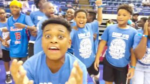"""NASHVILLE YOUTH GOT THEIR SCHOOL AND BALL ON WITH """"HERCY MILLER"""" CAMP 15"""