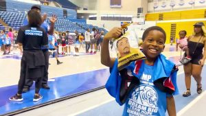 RAP SNACKS OFFICIAL TITLE SPONSOR FOR HERCY MILLER AND MASTER P BOOKS & BALL CAMP #15