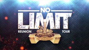 """""""NO LIMIT REUNION TOUR"""" in DETROIT – Sat Oct 9th 2021"""