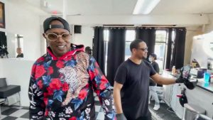 Master P supporting Black Owned Businesses in Detroit